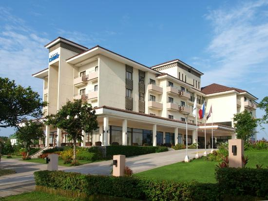 Hotel Kimberly main building