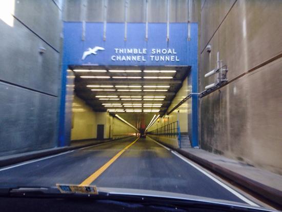 Virginia Beach Boardwalk The Chesapeake Bay Bridge Tunnel