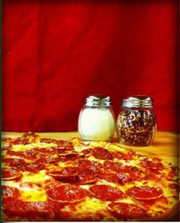Pat's Pizza : Pepperoni