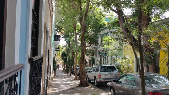 Caleta 64 Apartment: Walking to Caleta 64
