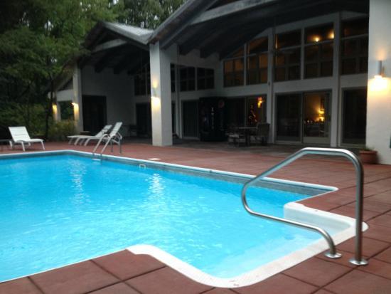 Pilot Knob Inn: The pool