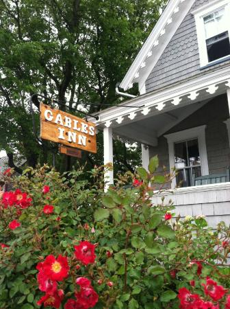 Gables Inn: Centrally located