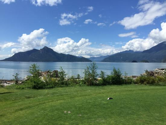 Furry Creek, Canadá: Stunning course