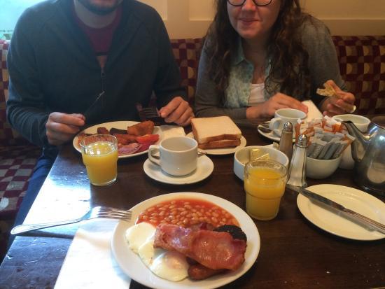 The Arches Hotel, Claregalway: Buen desayuno