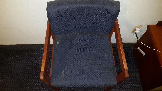 Days Inn Muskogee: Chair