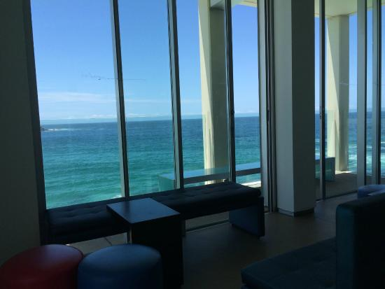 The View From The Bar - Picture Of Icebergs Dining Room & Bar