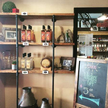 Ritzville, WA: Whiskey Gap Distillery