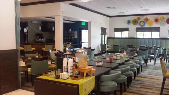 Hilton Garden Inn Houston NW/Willowbrook: In Hotel Restaurant