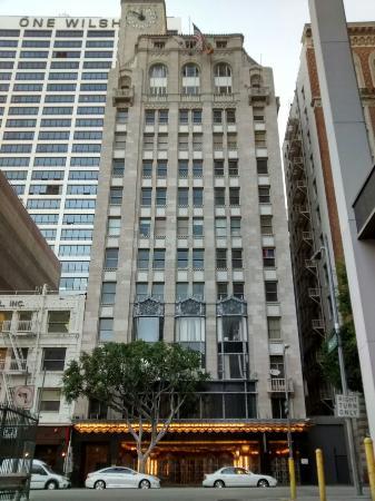 Oviatt Building  S Olive St Los Angeles Ca