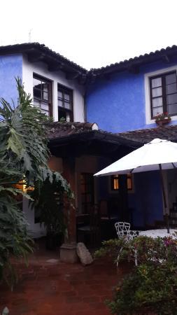 Casa Capuchinas: mi habitación