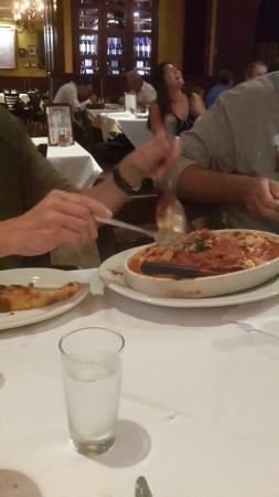 Carmine's Italian Restaurant - Washington D.C.: One of the large dishes