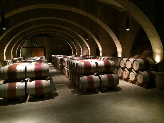 West Kelowna, Canadá: Wine Celler