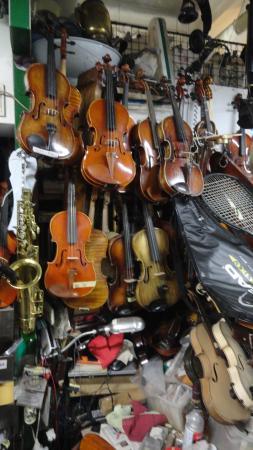 Seoul Folk Flea Market: Para quem gosta de música.
