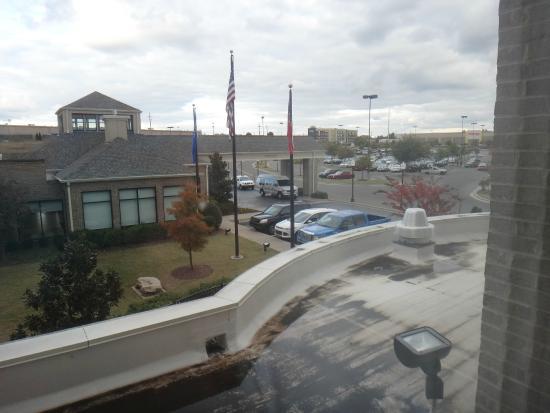 Hilton Garden Inn Memphis Southaven: Zona exterior del hotel