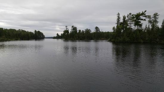 Ely, Minnesota: lake