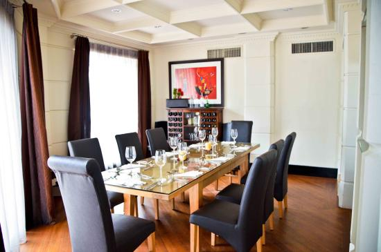 Kudos: The Private Room for Exquisite Dining