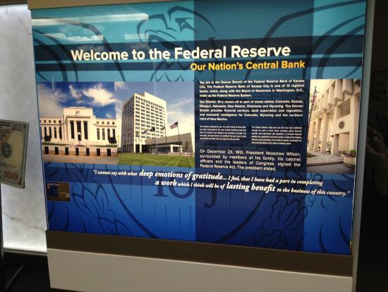Money Museum at the Federal Reserve Bank - Denver Branch 5