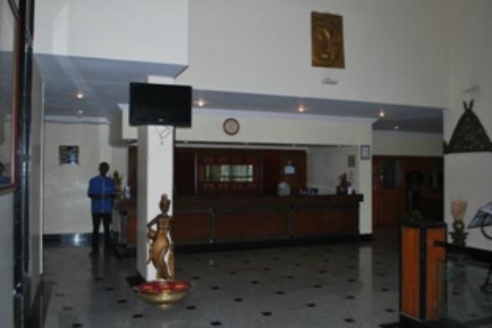 Quality Inn Regency: lobby