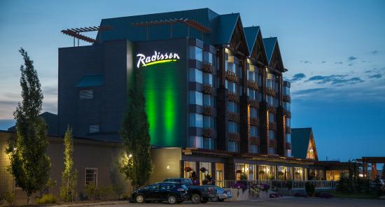 Radisson Hotel And Convention Centre 90 9 7 Updated 2018 Prices Reviews Edmonton Alberta Tripadvisor