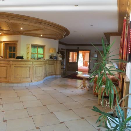 Hotel Scherlin : L'ingresso