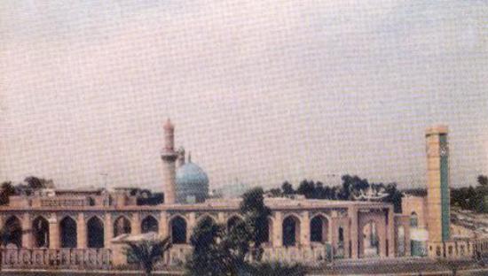 the Shrine - Picture of Abu Hanifa Mosque, Baghdad - TripAdvisor