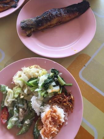 Jom Ikan Bakar Masakan Ala-Kampung