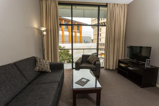 The Clarendon Hotel: Suite