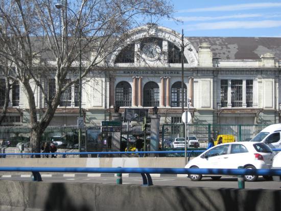 プリンシペ ピオ駅1 Picture Of Estacion De Principe Pio Madrid