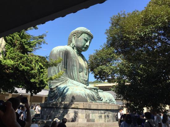 Kotokuin Temple / Great Buddha of Kamakura( 鎌倉) (大仏 , Daib ...