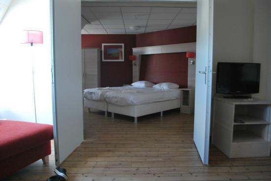 Fletcher Hotel-Restaurant De Cooghen: Kamer nr 231, familiekamer