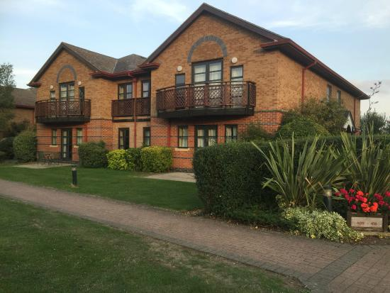 Pagoda Picture Of Crowne Plaza Resort Colchester Five