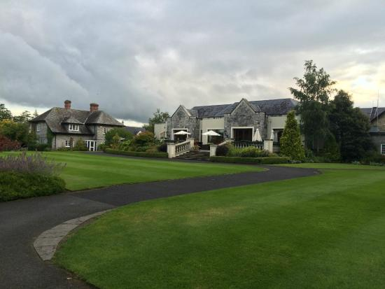 Adare Manor: Clubhouse at manor.