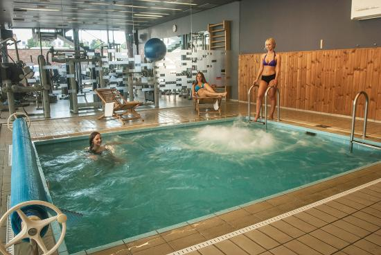 Kaunas Hotel: Swimming pool