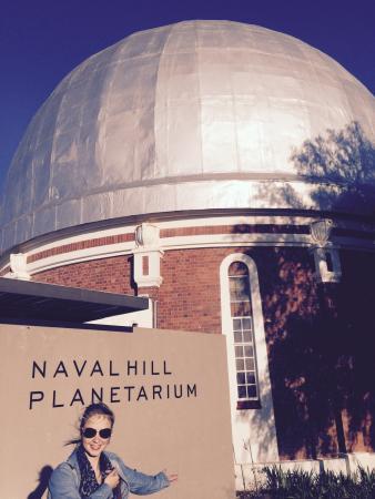 Naval Hill Planetarium