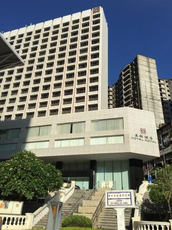 Hotel Royal Macau Photo