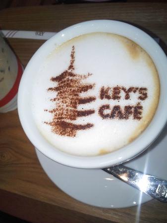 Key's Cafe, Kyoto Yasakanoto