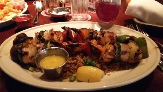 Seafood BBQ..I wish I had a second stomach - Picture of Pappadeaux ...