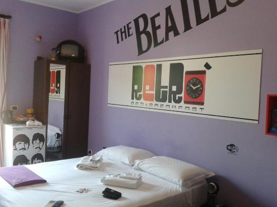 "B&B Retro: La Stanza ""Beatles""!"