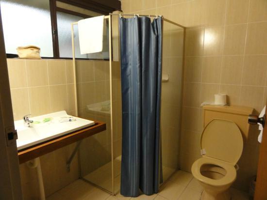 Fern Bay, Australien: The bathroom