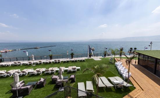 Lake House: Rimonim Mineral Hotel Tiberias TA