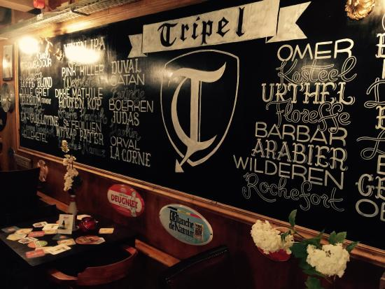 Photo of Restaurant Tripel at Lijnbaansgracht 161, Amsterdam 1016 VX, Netherlands