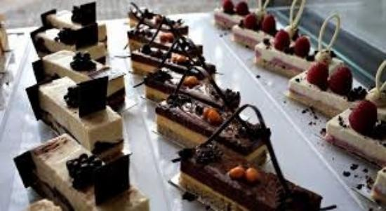 Strangas Dessert Boutique Copenhagen: Smukke kager
