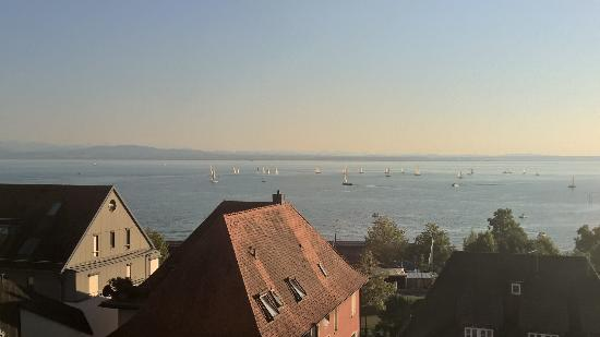 Hotel City Krone Friedrichshafen Lake Constance