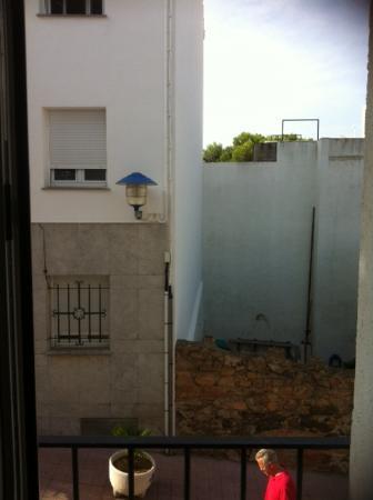 Hotel La Muntanya: vue de la chambre