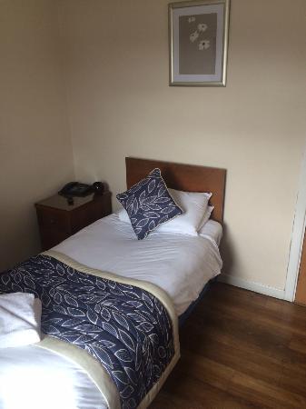 Craignelder Hotel : Single Room