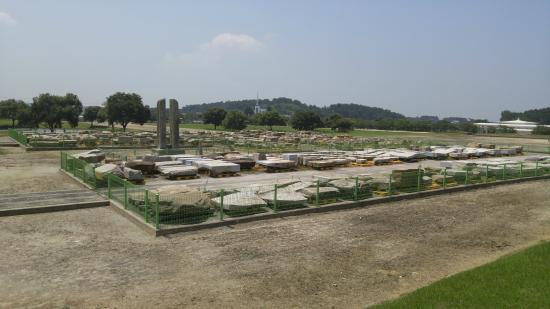 Miruksa Temple Site: site