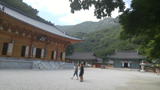 Jeongeup, Sydkorea: temple 2