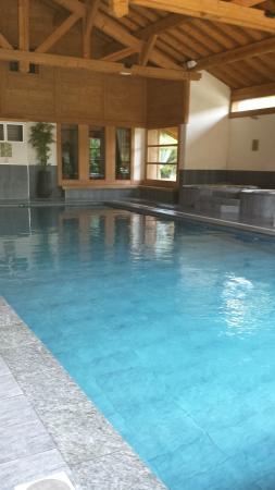 Residence CGH La Reine Des Pres : La piscine