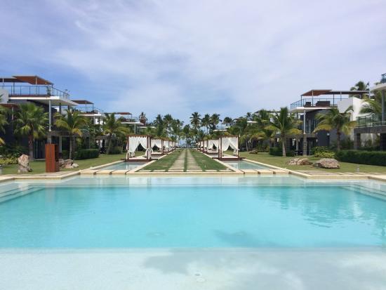 Sublime Samana : The pools