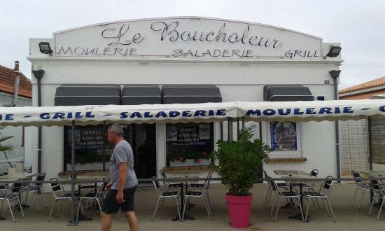 Le Boucholeur